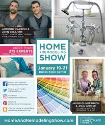 home and design show dulles expo show guide for the home and remodeling show