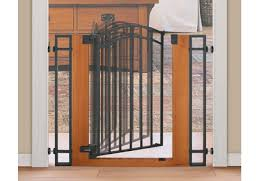Best Gate For Top Of Stairs With Banister Amazing Summer Infant Walk Through Gate 96 On Free Cover Letter