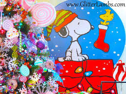 snoopy decorations lights decoration