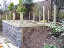 timber fencing u0026 trellis work east coast gardens north berwick