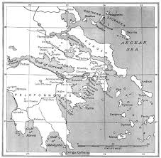 Where Is Greece On A Map by Peloponnesus