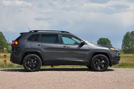 green jeep cherokee 2015 2015 jeep cherokee altitude 4x4 worthy of the name review