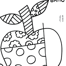 britto para colorear romero britto para colorear para con google obras de romero britto