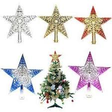 Christmas Decorations Online Ebay by Christmas Tree Top Ebay