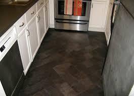 diy kitchen floor ideas floor chic vinyl flooring idea with modern design in open kitchen