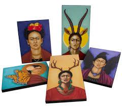 frida kahlo art prints of original painting by tamara adams