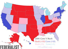 2000 Presidential Election Map by Can Anti Corporatist Populism Save The Gop U0027s Electoral Fortunes