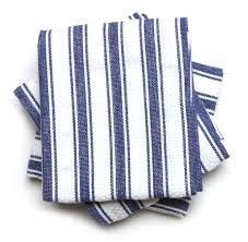 amazon com mahogany basket weave kitchen towels with color