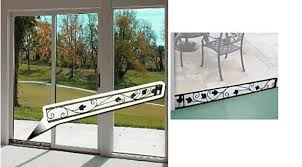 Secure Sliding Patio Door Decorative Sliding Glass Door Security Bar U2022 Sliding Doors Ideas