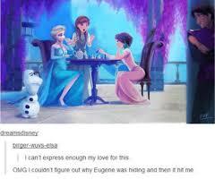 Elsa Memes - dreams disney binger wuvs elsa l can t express enough my love for