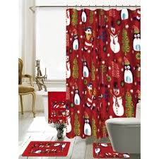 Bathroom Decor Shower Curtains Shower Curtain And Rug Sets Wayfair