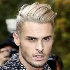 short hairhair straght on back curly on top 33 hairstyles for men with straight hair