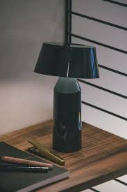 portable lamp contemporary metal polycarbonate bicoca by