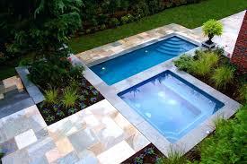Inground Pool Patio Designs Small Yard Inground Pool Ideas In Ground Pool Patio Designs Luxury