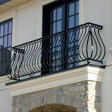 prepossessing latest balcony railing designs photography new at