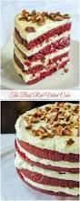 the best red velvet cake recipe red velvet pecans and cream