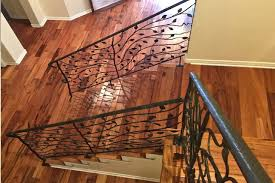 Wrought Iron Railings Interior Stairs Indoor Railing Custom Wrought Iron Work