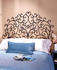headboard wall art wall mounted headboards ebay