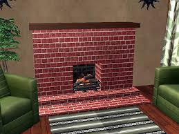 mod the sims fireplaces revisited recolors of