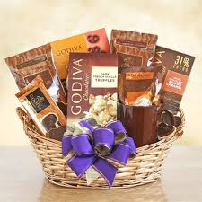 coffee gift baskets godiva chocolate and coffee gift basket california delicious