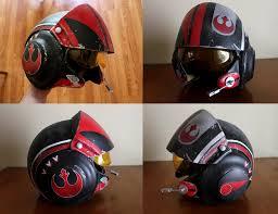 episode 7 x wing pilot helmet episode 7 pilot helmet prop