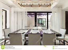 interiors dining room stock photo image 54072929