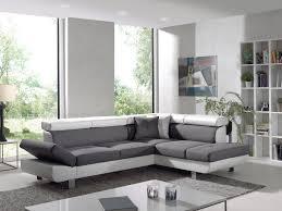 linea canapé corner convertible sofa linea bi color bobochic