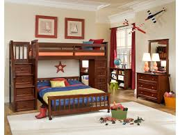 Stair Loft Schoolhouse NE Kids - Ne kids bunk beds