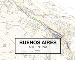 Buenos Aires Map Buenos Airesdwg Mapacad
