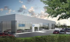 volkswagen group headquarters peter cooper invests 2 5m into new dealership car dealer news