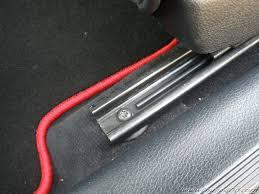 siege electrique coupe406 com voir le sujet siège électrique passager bloqué