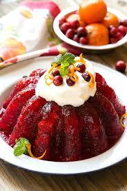 thanksgiving jello mold cranberry jello mold thanksgiving recipes