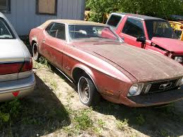 mustang salvage yard mustangs only at lashins auto salvage