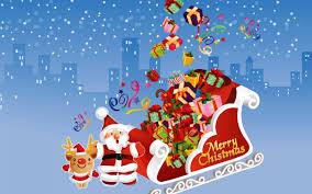 merry christmas background wallpapersafari