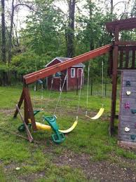 Backyard Swing Sets For Adults by The Top 4 Things You Should Know About A Swing Set Before Buying