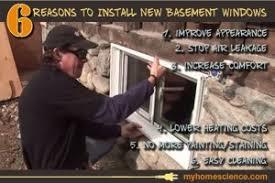 6 reasons to install new basement windows myhomescience