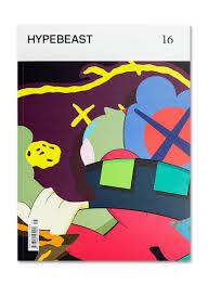 magazine hypebeast
