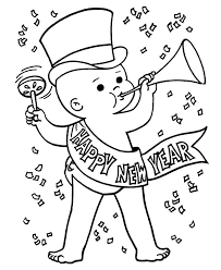 happy new year preschool coloring pages chinese new year printable coloring pages happy new year colouring