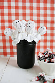 ghost lollipop bouquet u2013 a beautiful mess