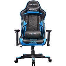 Ergonomic Office Furniture by Amazon Com Gtracing Ergonomic Office Chair Racing Chair Backrest
