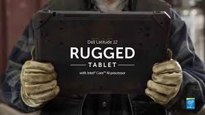 Dell Rugged Laptop Dell Latitude 12 Rugged Tablet Youtube
