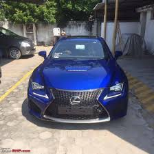 lexus brand launch lexus the indian challenge edit launched range starts from rs