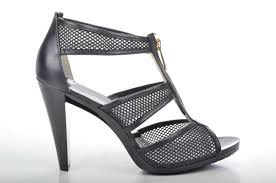 file michael kors berkley t strap high heel sandalette mit