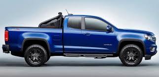 chevy prerunner truck the 2016 chevrolet colorado z71 trail boss up close glimpse