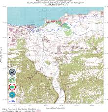 Map Puerto Rico Puerto Rico Tsunami Flood Maps Nad27