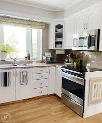 how to update kitchen cabinets without replacing them the evolution of our affordable kitchen refresh interior