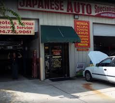 lexus body shop jacksonville fl japanese auto specialist inc 2062 saint johns bluff road south