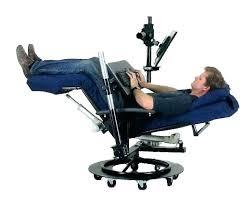 ergonomic computer desk chair ergonomic computer desk chairs eatsafeco unique chair zero gravity