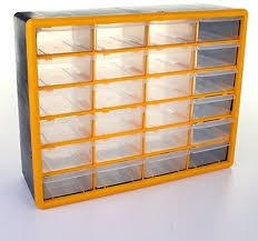 24 Drawer Storage Cabinet by Parts Cabinet Zeppy Io
