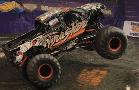 bigfoot monster truck driver thrasher monster trucks wiki fandom powered by wikia
